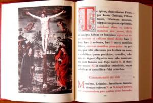 Misál Jana XXIII. z roku 1962