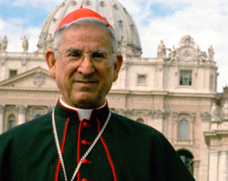 Kardinál Dario Castirillon Hoyos
