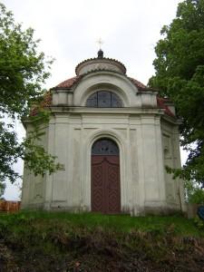 Kaple sv. Kříže